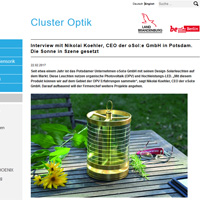 Artikel Cluster Optik BB