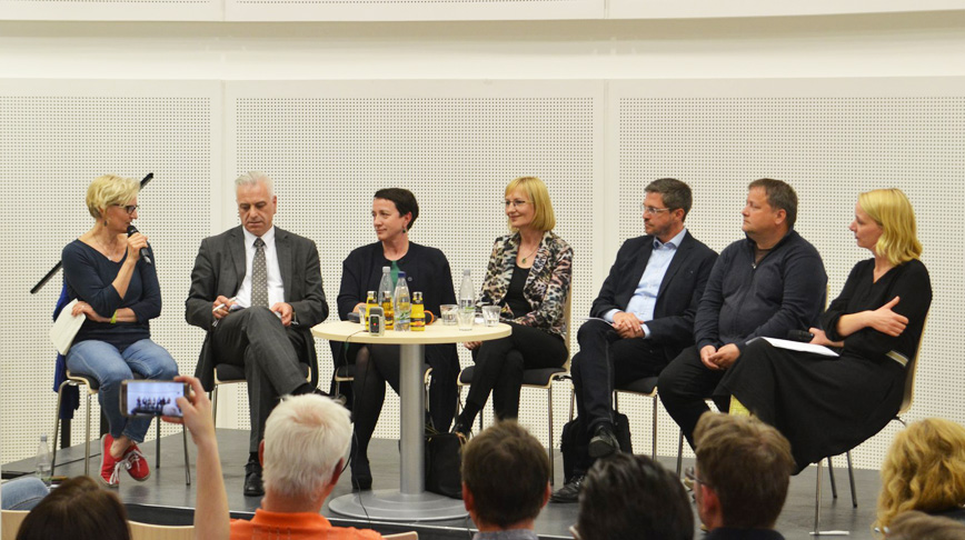 Die Bürgermeisterkandidaten von Potsdam 2018
